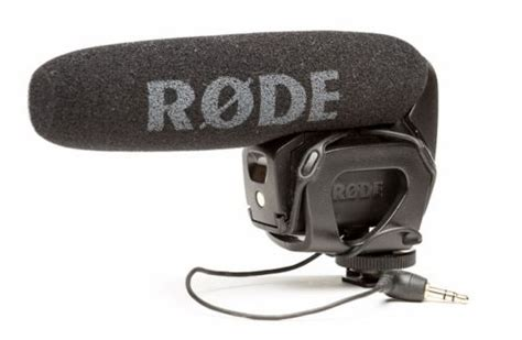 Murah Rode Videomic Pro With Rycote Lyre Suspension Mount rode videomic pro vmpr microphone with rycote lyre