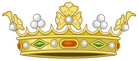 imagenes en png de coronas file heraldic crown of spanish marqueses variant 1 svg
