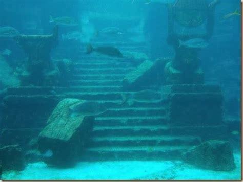atlantis the lost city underwater | atlantis was not just