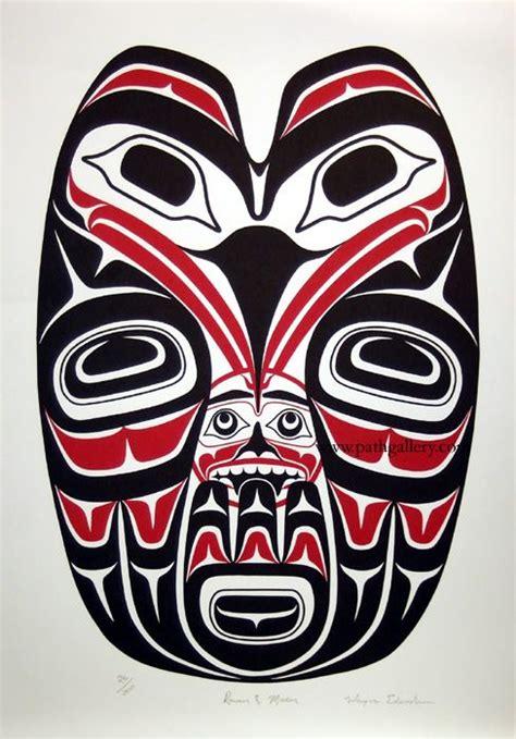 haida native american bird tattoo 301 best b c native art images on pinterest native art