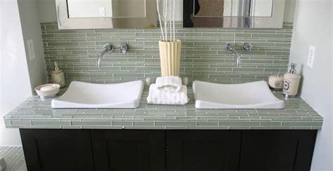 backsplash tile bathroom 20 eye catching bathroom backsplash ideas