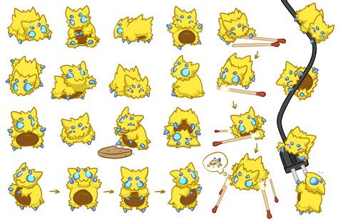 pokemon coloring pages joltik joltik is pretty cute pokemon