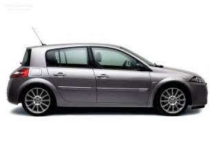 Renault Megane 2006 Renault Megane Rs 5 Doors 2006 2007 2008 2009