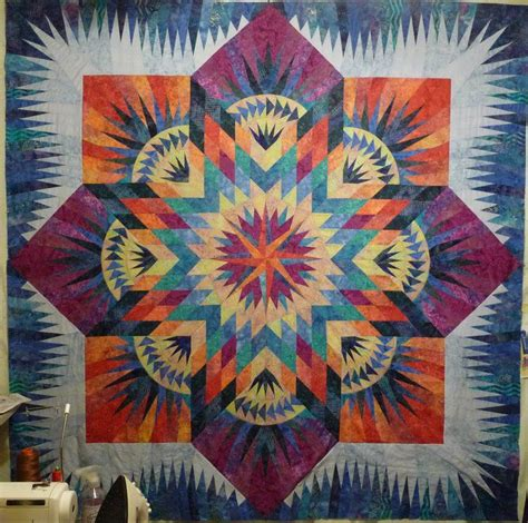 hawaii sunset quilt pattern 1000 images about quilts on pinterest hexagons