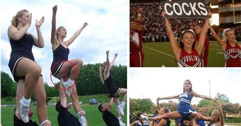 best cheerleader fails cheerleader embarrassing fails 1000 ideas about