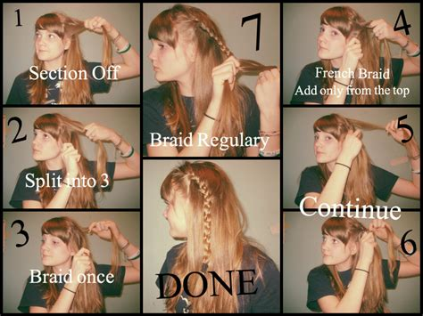 lace braid step by step mysteriously gorgeous tutorials lace braid