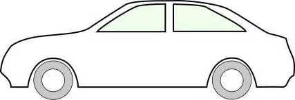 Automobile Outline Clip by Big Image Png