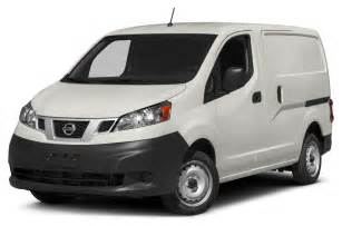 Nissan Nv 200 2016 Nissan Nv200 Price Photos Reviews Features