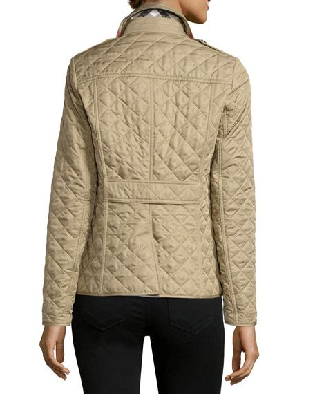 Classic Quilted Jacket by Burberry Ashurst Classic Modern Quilted Jacket