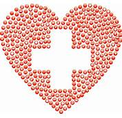 Clipart  First Aid Heart Icons
