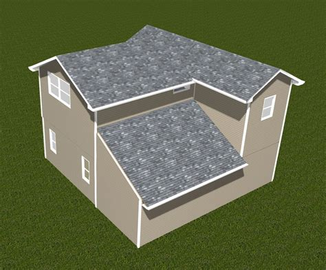 Multi Gabled Roof Multi Gable Roof Issues After Adding Foundation Softplantuts