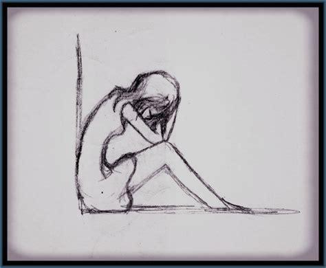 imagenes tristes y solitarias imagenes de emos dibujos y bonitos en dibujo para dibujar
