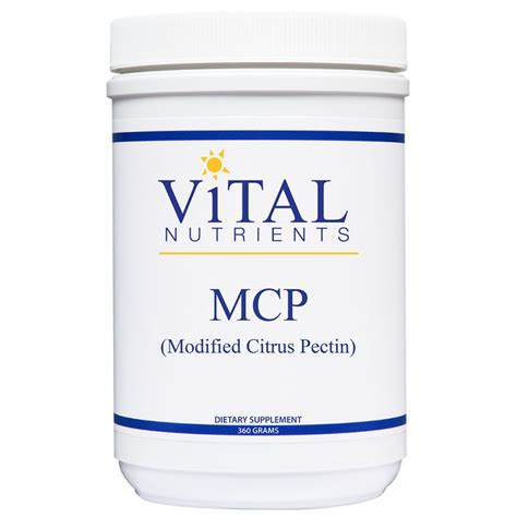 Mcp Detox by Mcp Powder Modified Citrus Pectin