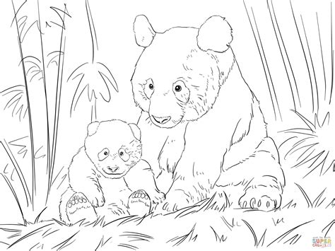 Panda Coloring Pages Dragoart Coloring Pages Panda Colouring Pages