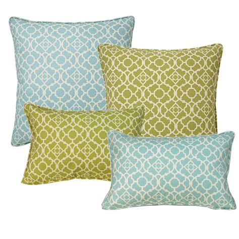 Moroccan Outdoor Pillows by Moroccan Outdoor Pillow Set Dfohome