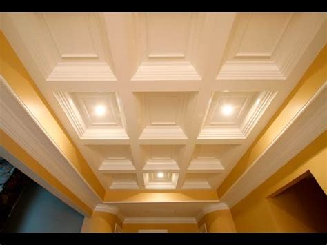 Prefab Coffered Ceiling Tilton Box Beam Coffered Ceiling System Easy