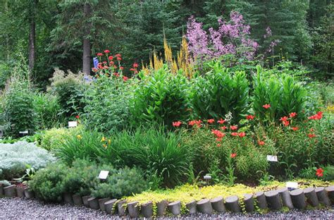 Anchorage Botanical Garden Botanical Gardens In Alaska