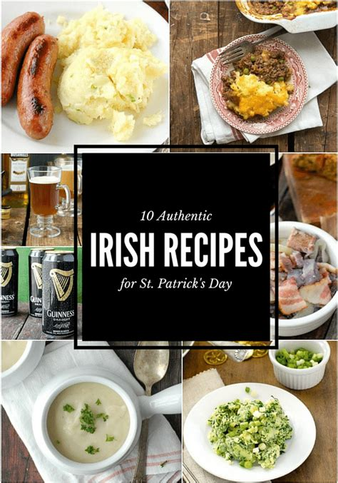 st s day recipes from ireland 10 authentic recipes for st s day boulder
