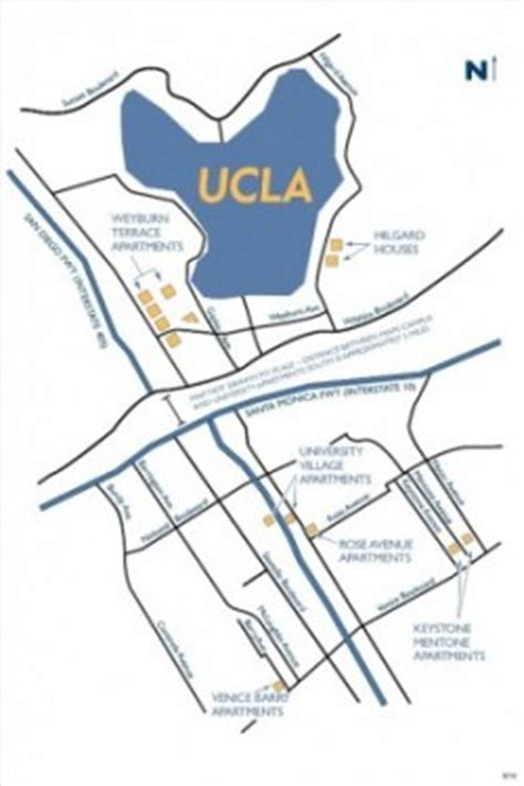 Ucla Time Mba Cost by Ucla Student Housing Options Guide