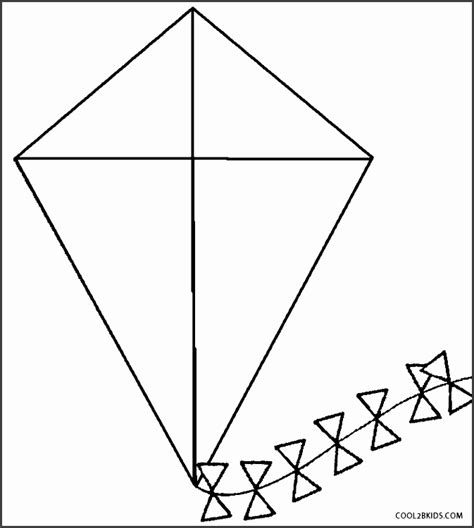 kite template 6 kite design template for students sletemplatess