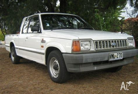 ford courier xl 1993 for sale in broadview south