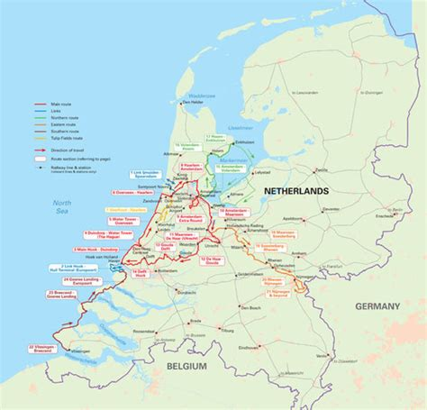 netherlands bicycle map netherlands bike map 28 images cycle routes updated in