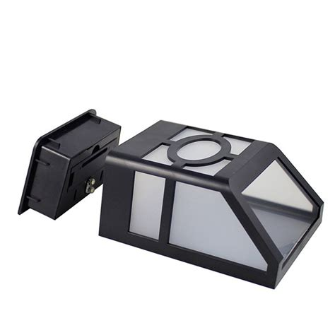 solar powered outdoor l black ultra bright solar led wall lights value lights