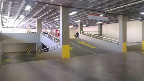 concrete parking garages ozinga concrete