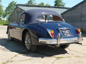 Jaguar Xk150 Coupe 1960 Jaguar Xk150 3 8 Drophead Coupe Is Drop Dead Gorgeous