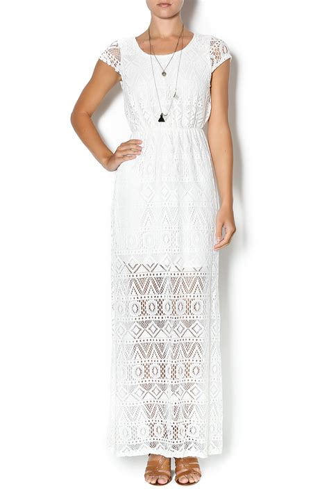 Pm Elegan Mon And Kid by 12pm By Mon Ami White Lace Dress From Oklahoma By