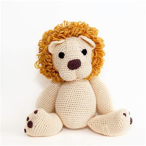 free crochet pattern amigurumi lion 17 best ideas about crochet lion on pinterest crochet