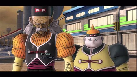 z androids z ultimate tenkaichi story mode playthrough episode 22 androids 19 20