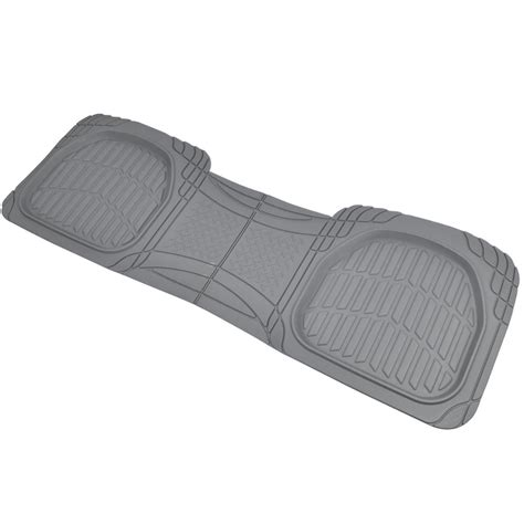 Heavy Duty Rubber Floor Mats by Flextough Shell Rubber Floor Mats Gray Heavy Duty