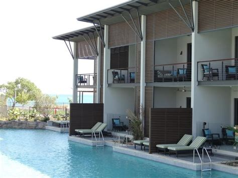 skycity darwin lagoon room view from pool area towards mindil picture of skycity darwin darwin tripadvisor