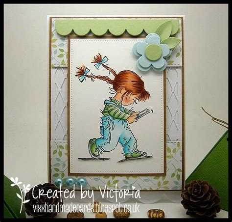 Vixx Handmade Cards - vixx handmade cards lili of the valley annabel texting