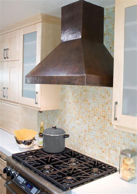 Copper Vent For Kitchen 36 Quot Chateau Antique Copper Range By Trails