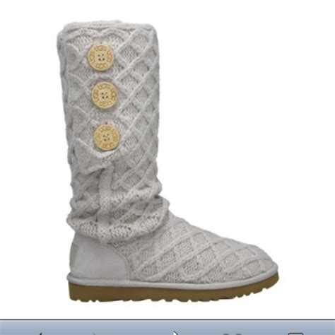 knit uggs new knit uggs fashion my style