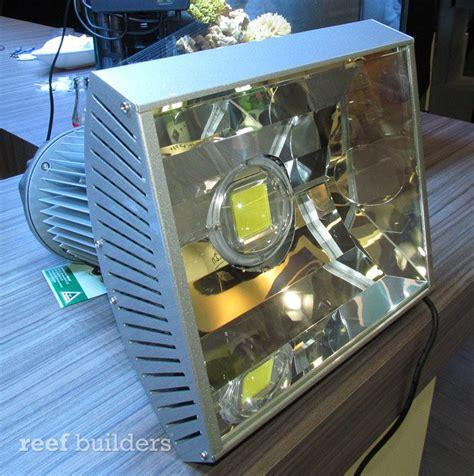 Lu Sorot Led 200 Watt aquaspaceled 200 from aquamedic is 200 watts of led weak sauce reef builders the reef and