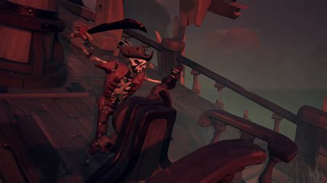 sea  thieves sets skeleton ships loose  july