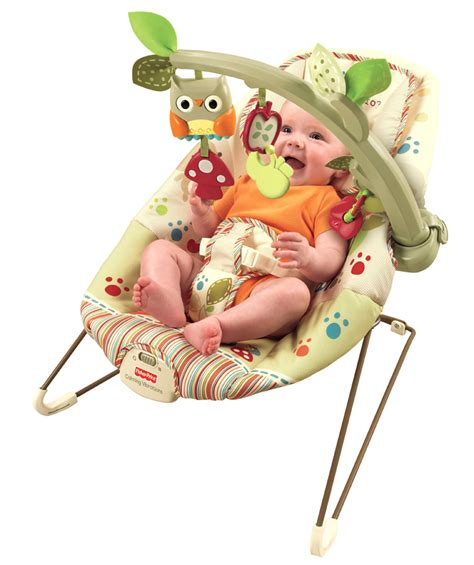 fisher price bouncers and swings great price on fisher price woodsy friends bouncer babycity