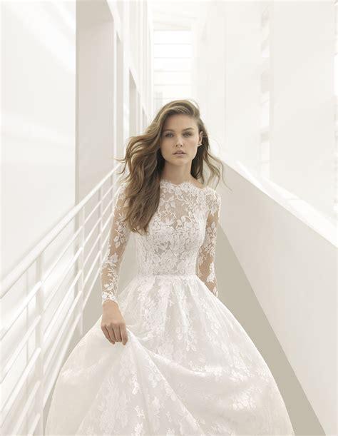 Wedding Fashion by Rosa Clar 225 Bridal Wedding Dress Collection Fall 2018