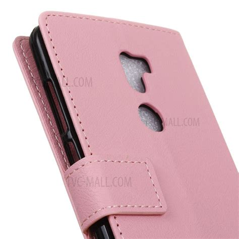 Xiaomi Mi 5s Plus Leather Dompet Casing Wallet Armor Sarung Mewah leather protective wallet cover for xiaomi mi 5s plus pink tvc mall