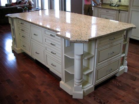kitchen island posts 34 best images about cabinet connection kitchens on