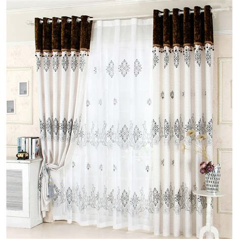 grey valance curtains grey patterned curtains with reactive print no valance