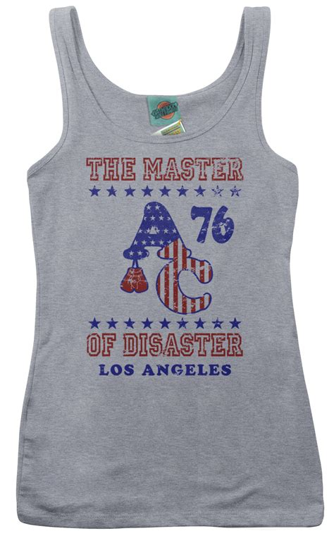 T Shirt Apollo Creed Okin rocky apollo creed inspired master of disaster t shirt