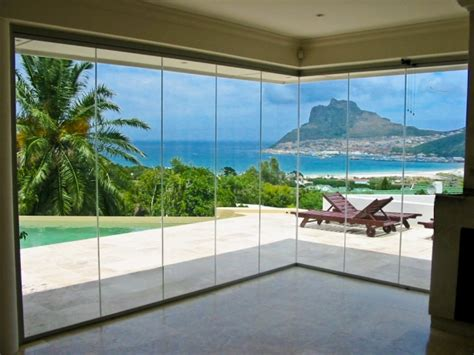 glass stacking doors clearview sliding stacking glass doors