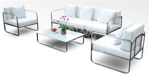steel furniture sofa set buy stainless steel sofa set from my home furniture