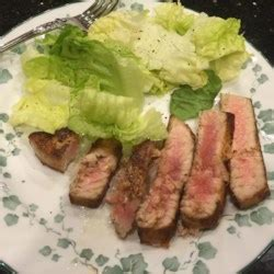 ahi tuna steak recipes food network seared ahi tuna steaks photos allrecipes