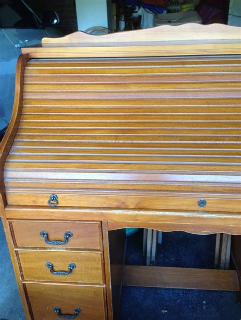 How To Unlock A Desk Drawer Without A Key by Tell Me The Trick To Unlock A Roll Top Desk