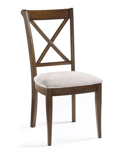 Bentley Designs Rochelle X Back Dining Chair Bentley Dining Chairs